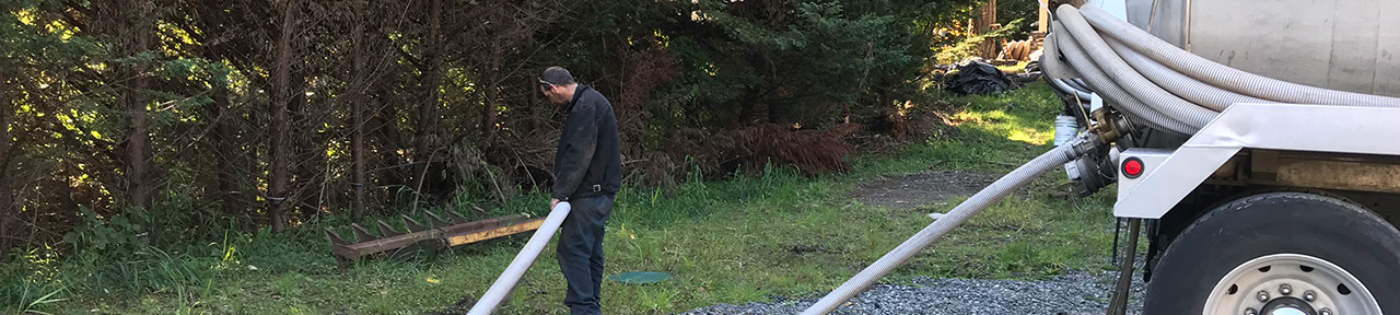 Periodic septic tank pumping should be a routine part of your septic system maintenance.
